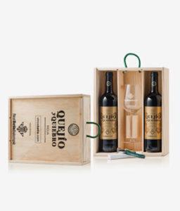 Caja Madera Rioja Reserva