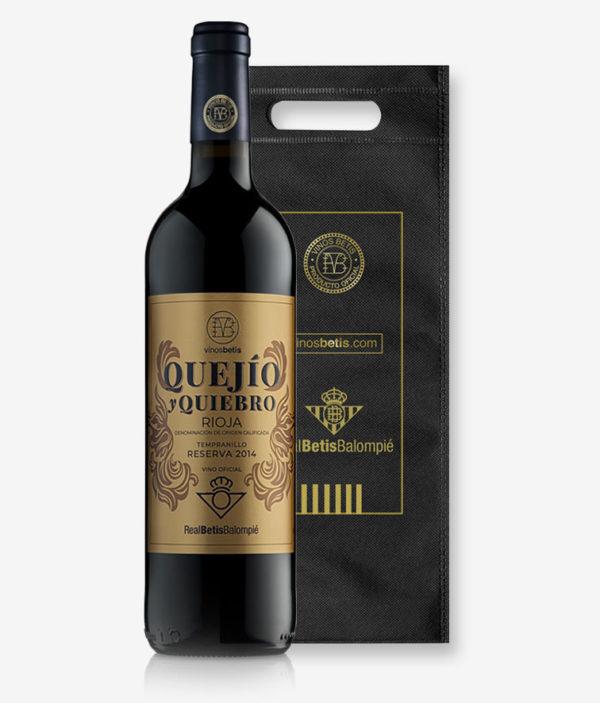 Botella Rioja Reserva