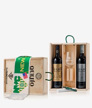 Pack Rioja Peña Bética Nueva York