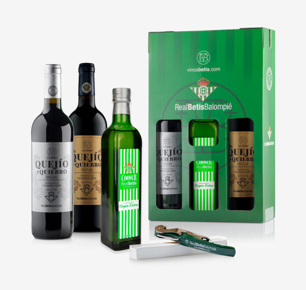 Pack Vinos + Aceite