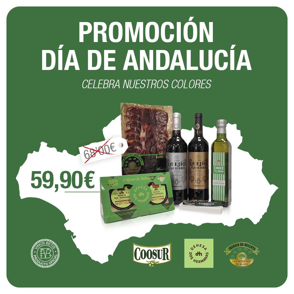 Banner Promoción día de Andalucía