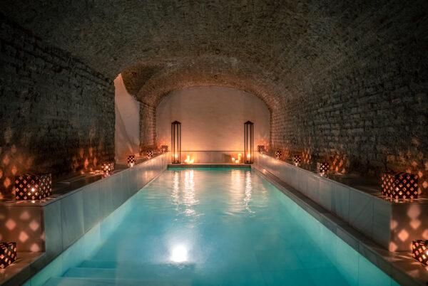 Baño termal