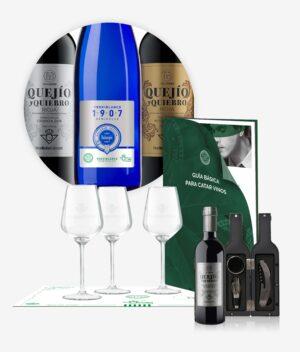 Kit de Iniciación a la cata Vinos Betis Total